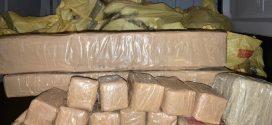 أمن طنجة يحجز 700 كلغ من المخدرات على متن سيارة وسط المدينة