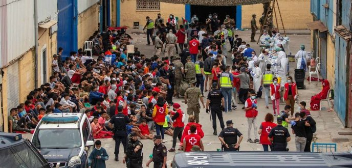 أزمة الهجرة الجماعية نحو سبتة كلفت خزينة المدينة حوالي 14 مليون أورو
