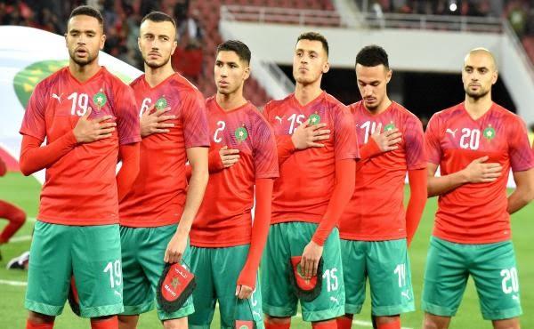 المنتخب الوطني المغربي يواجه غانا وبوركينافاسو وديا في يونيو المقبل
