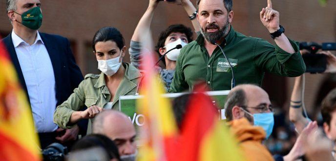 """حزب """"فوكس"""" الاسباني يدعو إلى استخدام القوة ضد المغرب دفاعا عن سبتة ومليلية"""