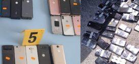 الأمن يحبط محاولة تهريب هواتف ذكية بميناء طنجة المتوسط