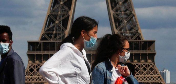 فرنسا تبدأ مرحلة جديدة من خطة رفع القيود المفروضة لمكافحة فيروس كورونا