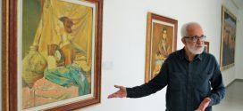 بوزيد بوعبيد.. فنان تطواني مخضرم نذر أنامله لترميم وإصلاح اللوحات التشكيلية
