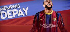 رسميا.. برشلونة يتعاقد مع الهولندي ممفيس ديباي