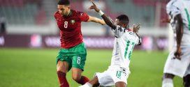 المنتخب المغربي يفوز وديا على غانا استعدادا للتصفيات المؤهلة لمونديال قطر