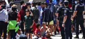 سلطات سبتة تشرع في إعداد تقارير عن القاصرين المغاربة قصد ترحيلهم