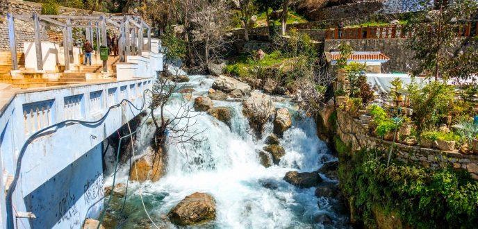 تهيئة المنطقة السياحية رأس الماء بشفشاون تكلف 42 مليون درهم