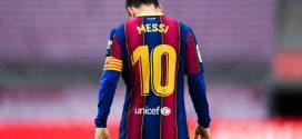 برشلونة يعلن رحيل ميسي عن النادي بسبب عقبات اقتصادية