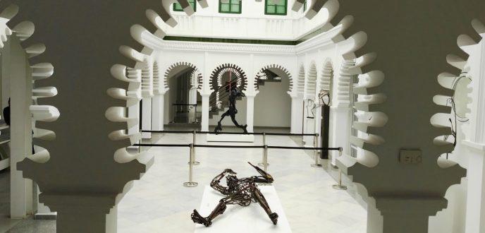 مركز الفن الحديث بتطوان ذاكرة تشكيلية حية تمد جسور الثقافة بين الماضي بالحاضر