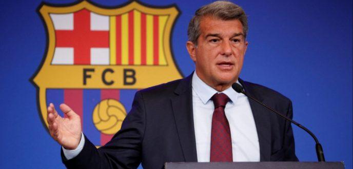 لابورتا يكشف كواليس وأسباب رحيل ليونيل ميسي عن برشلونة