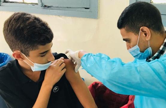 رفع عدد مراكز تلقيح التلاميذ إلى 12 مركزا بإقليم شفشاون