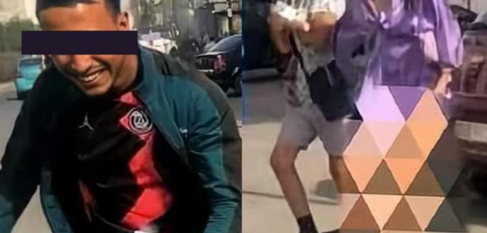 أمن طنجة يوقف مصور فيديو المتحرش بفتاة في الشارع العام