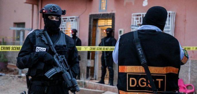 """""""البسيج"""" يفكك خلية إرهابية موالية لـ""""داعش"""" في ثلاث عمليات متفرقة"""