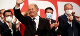 """الاشتراكي الديمقراطي يطيح بـ""""ميركل"""" في الانتخابات الألمانية بعد 16 عاما في الحكم"""