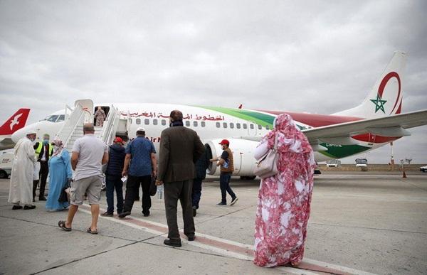 الجالية المغربية المقيمة بالخارج تنعش حركة النقل الجوي بالمملكة