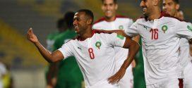"""المنتخب المغربي يهزم غينيا ويقترب من الدور النهائي لتصفيات """"المونديال"""""""