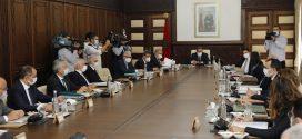 المجلس الحكومي يتدارس مشروع المالية واتفاقين مع إسرائيل بشكل حضوري