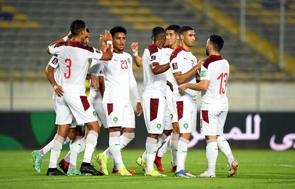 أسود الأطلس يتطلعون للعبور بالعلامة لكاملة لمباراة الحسم للتأهل لمونديال قطر